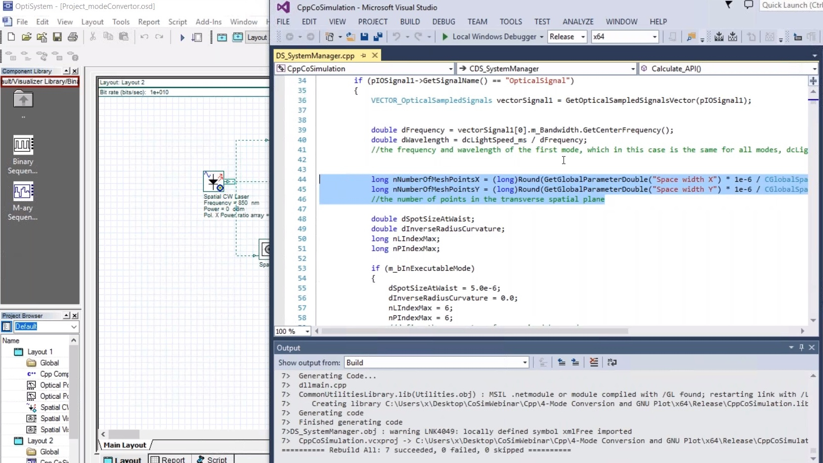 Matlab and C++ Integration | GoToStage com