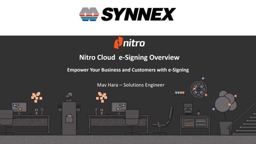 Nitro Productivity Suite | GoToStage com